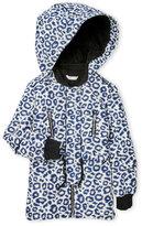 Little Marc Jacobs Toddler Girls) Animal Print Parka