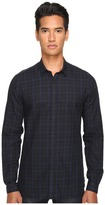 The Kooples Classic Fit Dark Room Shirt Men's Long Sleeve Button Up