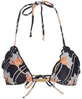 Hermanny Vix By Paula Margot Ripple Triangle Bikini Top