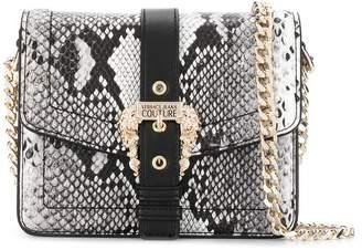 Versace Pitone buckle cross body bag
