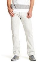 "Levi's 501 Original Fit Washed Jean - 29-36\"" Inseam"