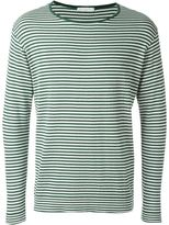 Societe Anonyme boat neck sweater - men - Cotton - XS