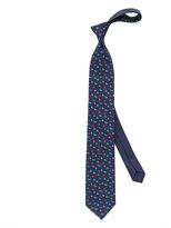 Thomas Pink Lion Print Tie