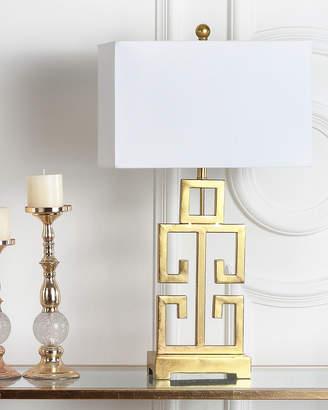 Safavieh Greek Key Table Lamps, Set of Two