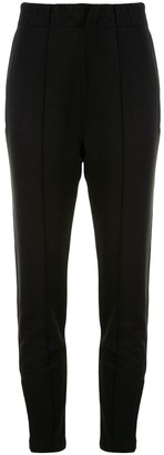 Alexander Wang Mid-Rise Tapered Trousers