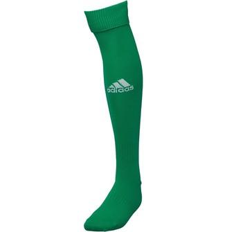 adidas Santos 3 Stripe Football Socks Green/White