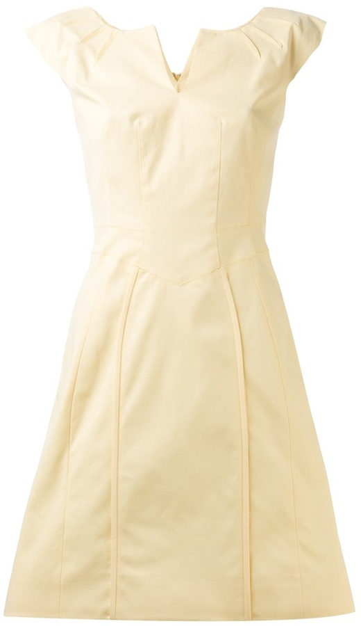 Zac Posen short dress