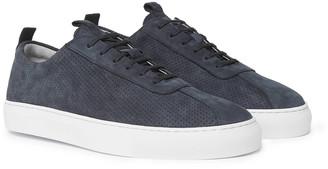 Grenson Nubuck Sneakers