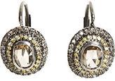 Zoe Champagne Diamond Earrings