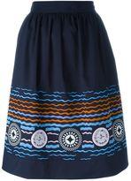Peter Pilotto 'Iris' skirt