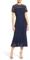 Shoshanna Women's Guipure Lace Midi Dress