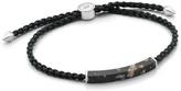 Monica Vinader Linear Men's Stone Bracelet