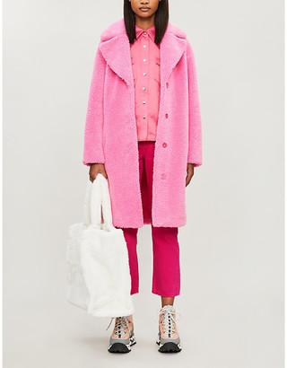 Selfridges Camille teddy coat