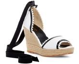 Marchesa Hallie Platform Wedge Heel