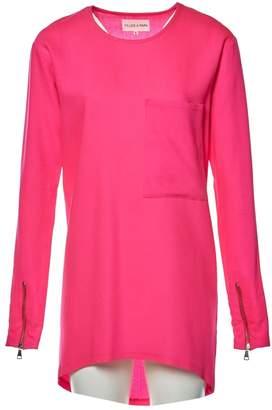 Filles a papa Pink Wool Dress for Women