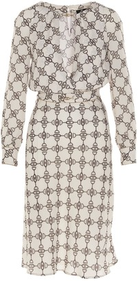 Elisabetta Franchi Celyn B. chain Dress