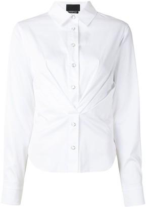 RtA Ava pleated shirt