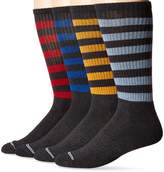 Nautica Men's 4 Pack Casual Crew Sock
