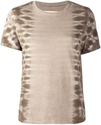 Raquel Allegra Tie-Dye T-Shirt