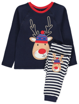 George Reindeer Christmas Pyjamas