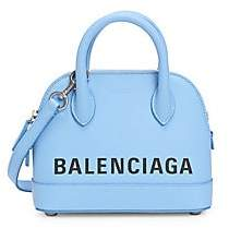 Balenciaga Women's Extra Extra-Small Ville Top Handle Leather Bag