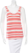 Rag & Bone Striped Knit Top