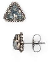 Sorrelli Swarovski Crystal Stud Earrings