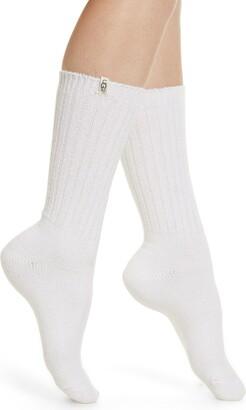 UGG Ribbed Crew Socks