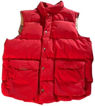 Denim & Supply Ralph Lauren Red Cotton Jackets