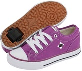 Heelys Chazz (Toddler/Youth/Adult) (Purple/White) - Footwear
