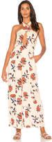 Cleobella Skylee Jumpsuit in Orange. - size L (also in M,S,XS)