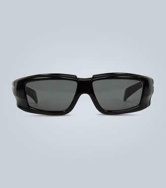 Rick Owens Rectangular sunglasses