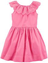 Carter's Fit & Flare Easter Dress - Toddler Girls