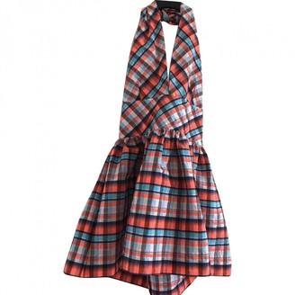 Roksanda Ilincic Multicolour Polyester Dresses