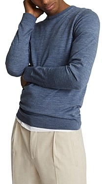 Reiss Wessex Merino Wool Sweater