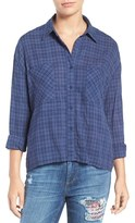 Joe's Jeans Women's Melinda Plaid Shirt