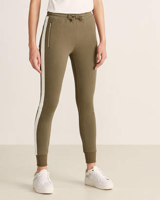 Fenix All Side Stripe Zip Joggers