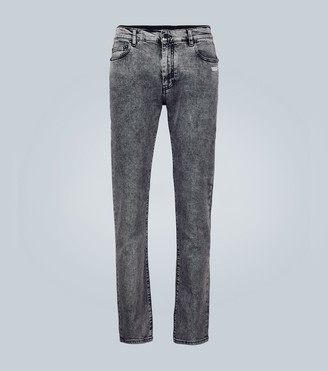 Off-White Skinny-fit regular length jeans