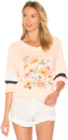 Wildfox Couture Nana's Wallpaper Pullover