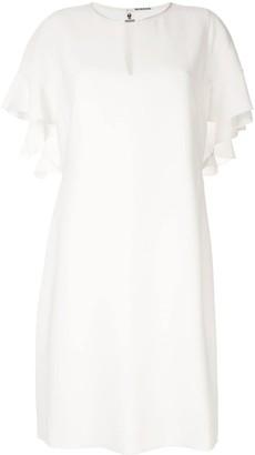 Elie Tahari Theodore crepe dress