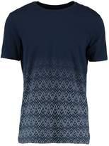 Kiomi Print Tshirt navy