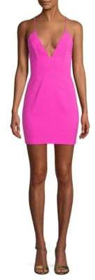 Jay Godfrey Kenora Mini Dress