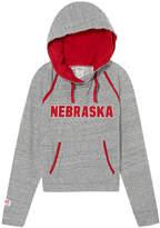 PINK University Of Nebraska Bling Crossover Perfect Pullover