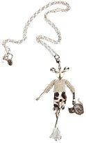 Gaxotte Servane Mouse pendant necklace