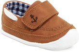 Carter's Every Step Stage 1 Crawling Boat Shoes, Baby Boys (0-4)