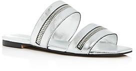 Rebecca Minkoff Women's Marciann Slide Sandals