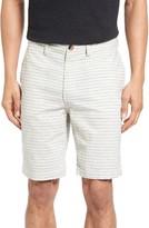 Brax Men's Flat Front Stretch Cotton Shorts