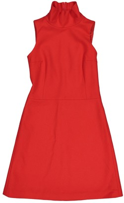 Strenesse Red Wool Dresses
