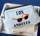Pottery Barn Los Angeles Cosmetic Bag