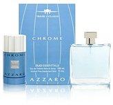 Azzaro Chrome by Loris for Men 2 Piece Set Includes: 3.4 oz Eau de Toilette Spray + 2.7 oz Alcohol Free Deodorant Stick